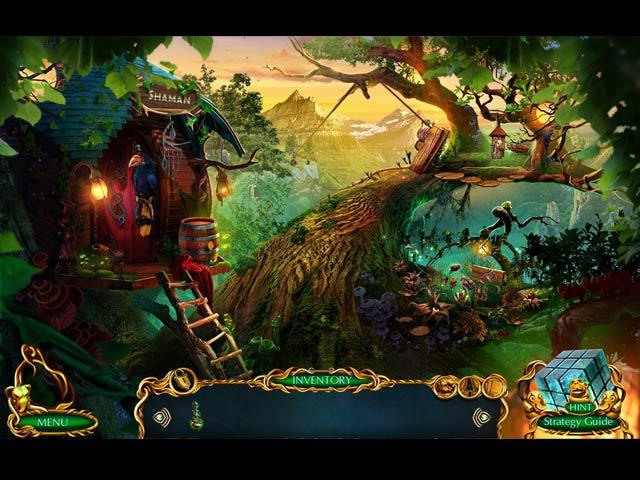 Labyrinths of the World: A Dangerous Game - Screenshot 1