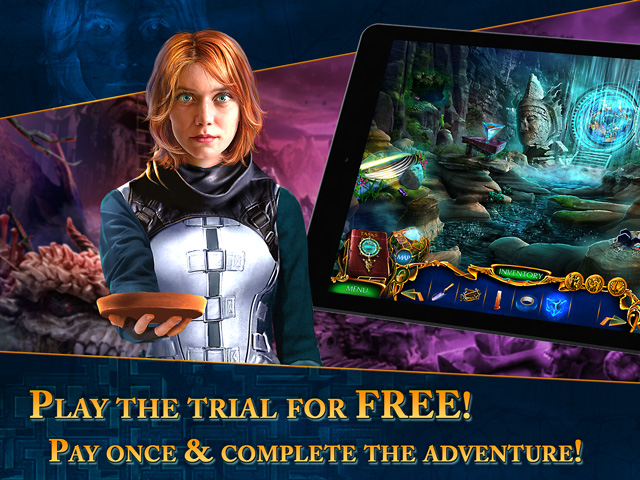Screenshot for Labyrinths of the World: Secrets of Easter Island Collector's Edition