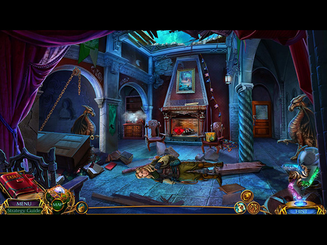Labyrinths of the World: Eternal Winter Collector's Edition - Screenshot