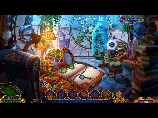 Labyrinths of the World: The Game of Minds Collector's Edition - Screenshot