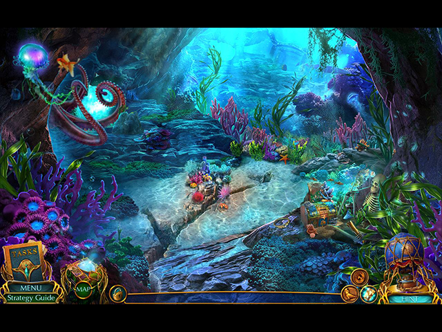 Labyrinths of the World: Hearts of the Planet Collector's Edition - Screenshot