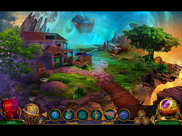 Labyrinths of the World: Lost Island Collector's Edition screen1