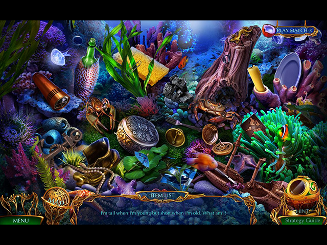 Labyrinths of the World: Lost Island Collector's Edition screen2