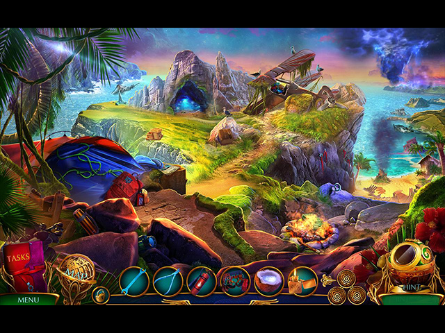 Labyrinths of the World: Lost Island - Screenshot