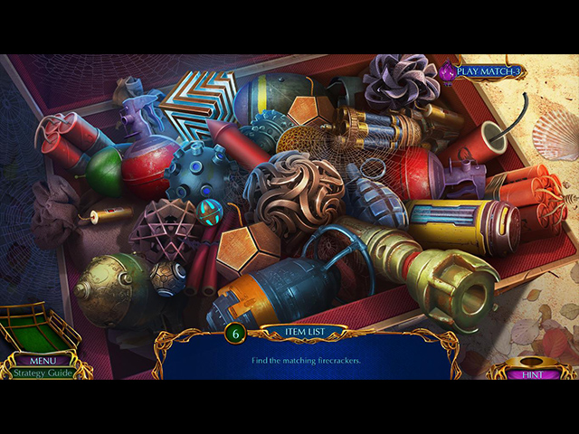 Labyrinths of the World: The Game of Minds - Screenshot