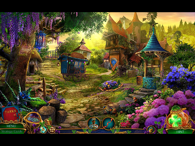 Labyrinths of the World: Fool's Gold - Screenshot 1