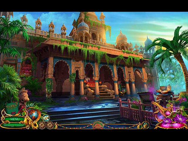 Labyrinths of the World: Wild Side - Screenshot 1