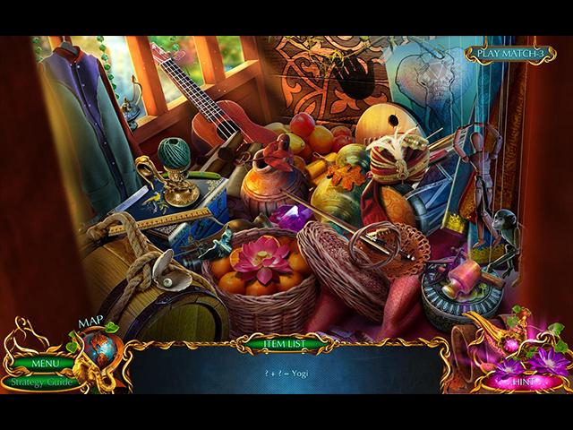Labyrinths of the World: Wild Side - Screenshot 2