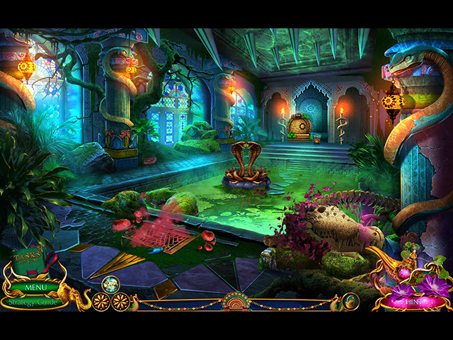 Labyrinths of the World: The Wild Side - Screenshot
