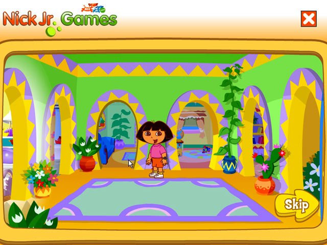 La casa de dora ipad iphone android mac pc game for Big fish games coupon