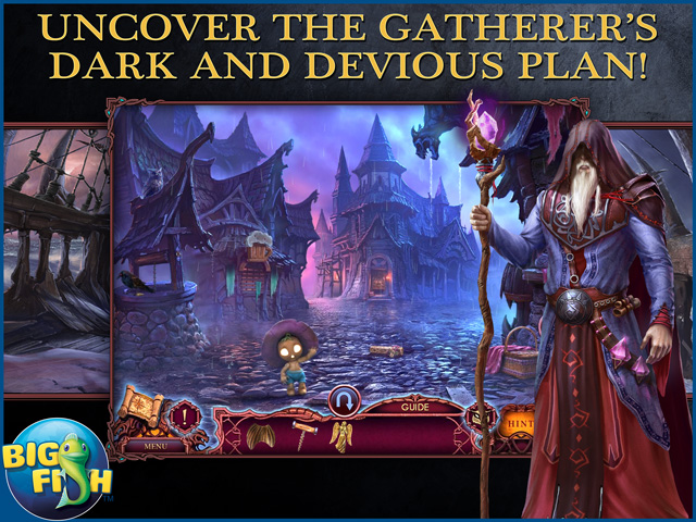 Screenshot for League of Light: The Gatherer Collector's Edition