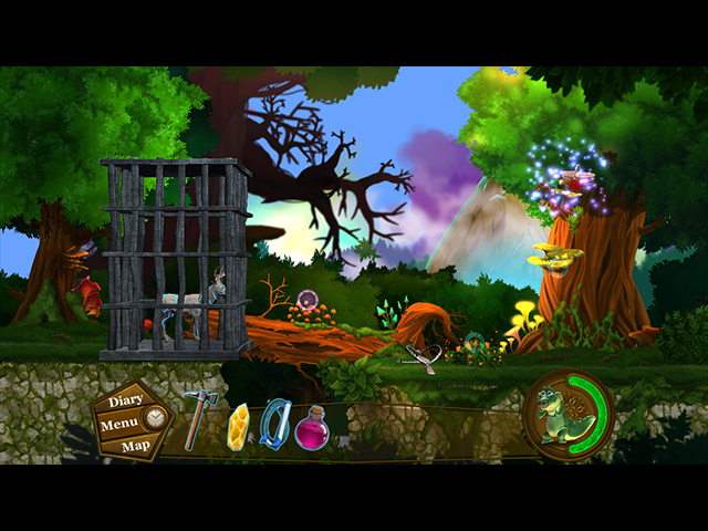 Legacy: Witch Island Origin - Screenshot