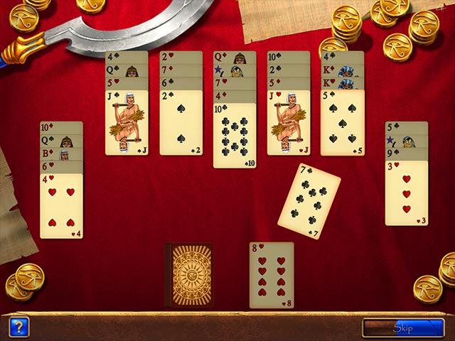 Legend of Egypt: Jewels of the Gods 2 - Even More Jewels - Screenshot