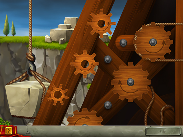 Legend of Rome: The Wrath of Mars screen2