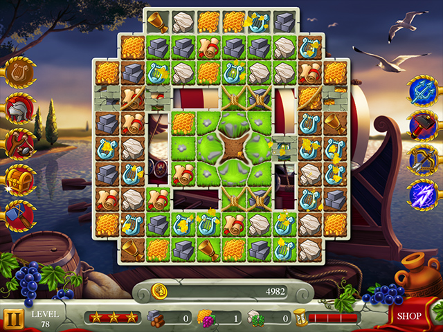 Legend of Rome: The Wrath of Mars screen3