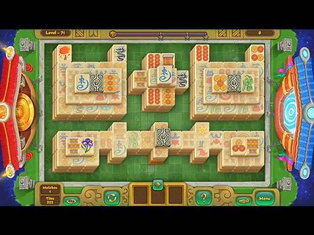 Legendary Mahjong 2 - Screenshot