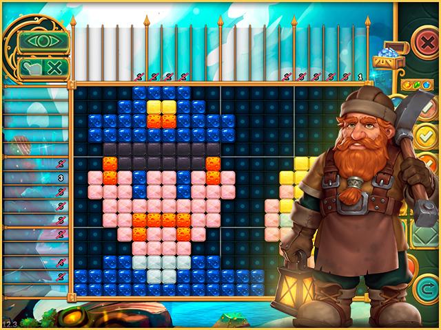 Legendary Mosaics 2: The Stolen Freedom - Screenshot