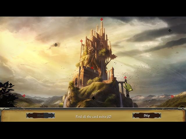 Legends of Solitaire: Diamond Relic - Screenshot 2