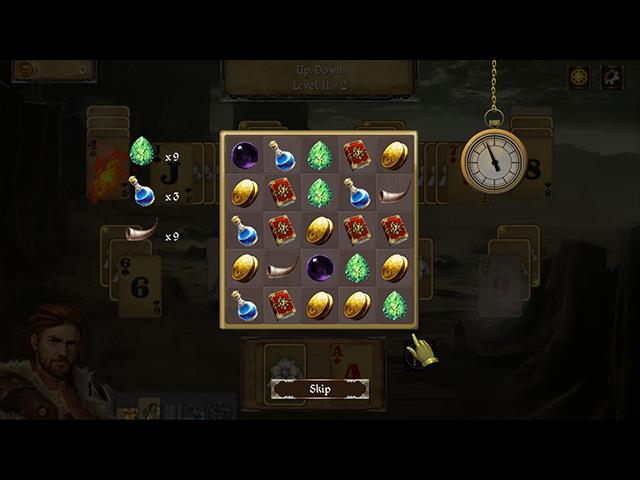 Legends of Solitaire: Diamond Relic - Screenshot 3