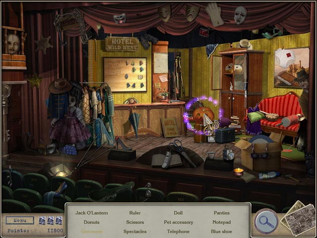G5 Games - Letters From Nowhere A Hidden Object Mystery