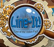 Line-it! : Case of the Stolen Past