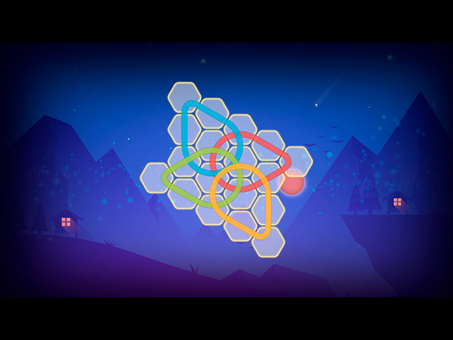 Lines and Knots - Screenshot