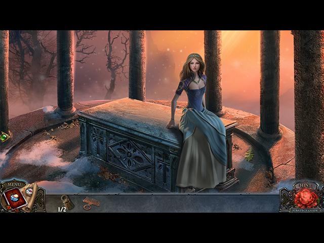 Living Legends Remastered: Frozen Beauty Collector's Edition - Screenshot