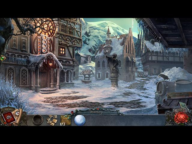 Living Legends Remastered: Ice Rose - Screenshot