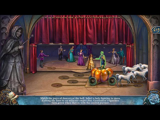 Living Legends: The Crystal Tear - Screenshot