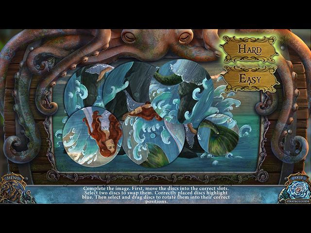 Living Legends: Voice of the Sea Collector's Edition - Screenshot