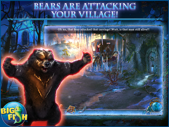 Screenshot for Living Legends: Wrath of the Beast Collector's Edition