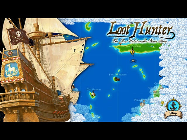 Video for Loot Hunter: The Most Unbelievable Pirate Story