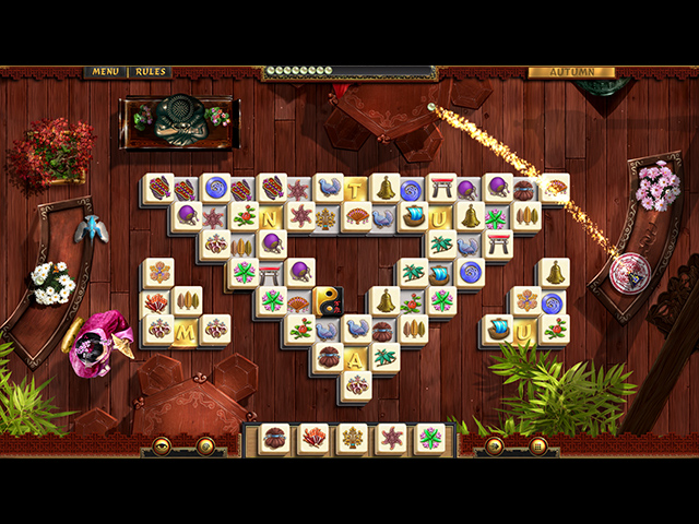 Lost Amulets: Four Guardians - Screenshot