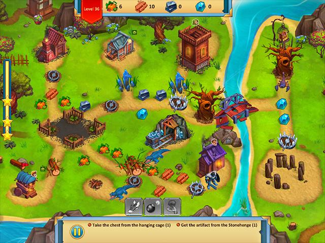 Lost Artifacts: Frozen Queen Collector's Edition screen3