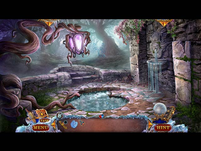 Love Chronicles: A Winter's Spell Collector's Edition Screenshots