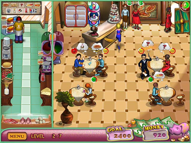 Lovely Kitchen > iPad, iPhone, Android, Mac & PC Game | Big Fish