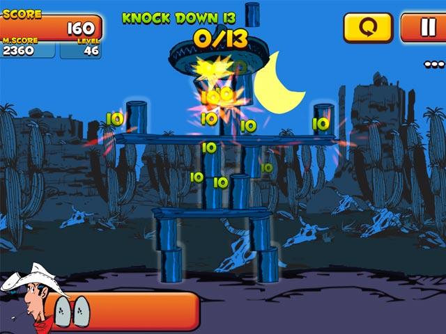 Lucky luke shoot hit ipad iphone android mac pc for Big fish games mac