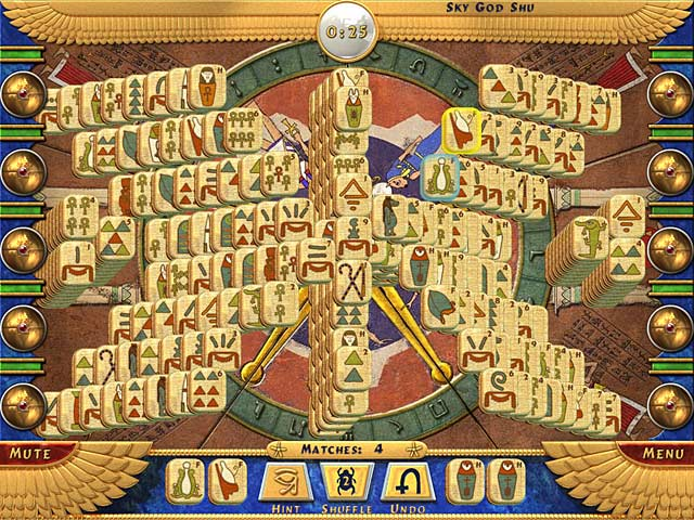 Luxor Mahjong > iPad, iPhone, Android, Mac & PC Game | Big Fish
