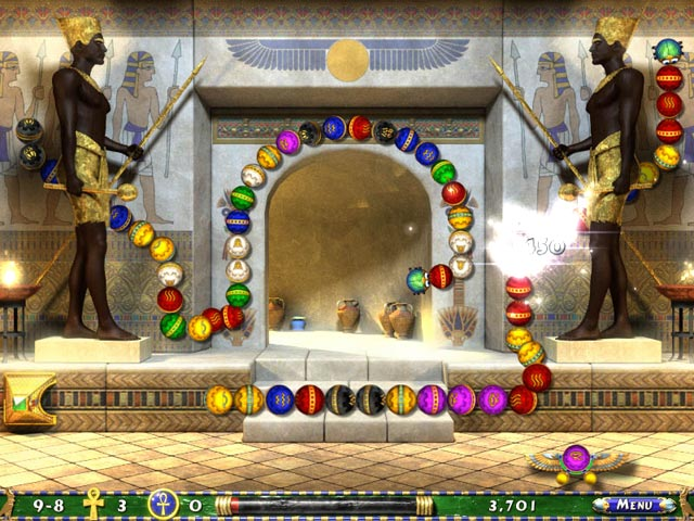 Luxor 2 > iPad, iPhone, Android, Mac & PC Game | Big Fish