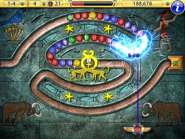 Luxor: amun rising game download for pc and mac.