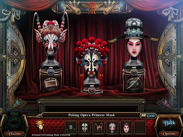 Macabre Mysteries: Curse of the Nightingale > iPad, iPhone, Android