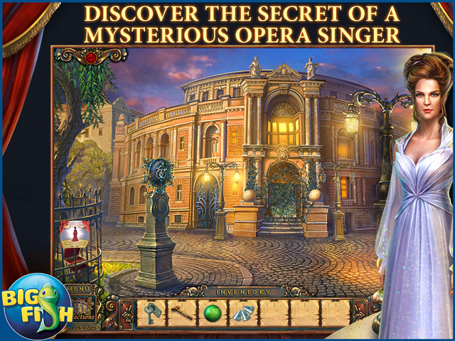 Screenshot for Maestro: Dark Talent Collector's Edition