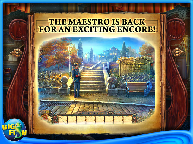 Screenshot for Maestro: Music from the Void Collector's Edition