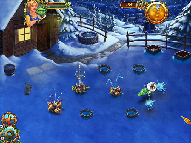 Magic Farm 3: The Ice Danger - Screenshot