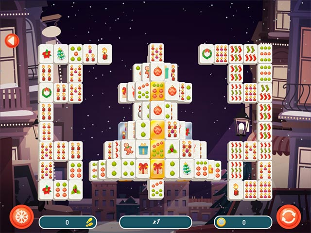 Christmas Mahjong.Mahjong Christmas 2 Ipad Iphone Android Mac Pc Game