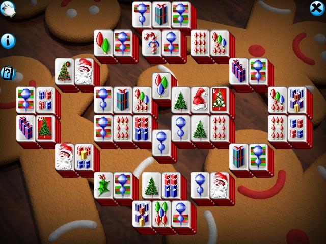 Mahjong Christmas.Mahjong Christmas Ipad Iphone Android Mac Pc Game