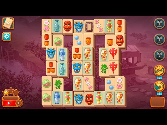 Mahjong Fest: Sakura Garden screen1