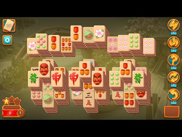 Mahjong Fest: Sakura Garden screen3