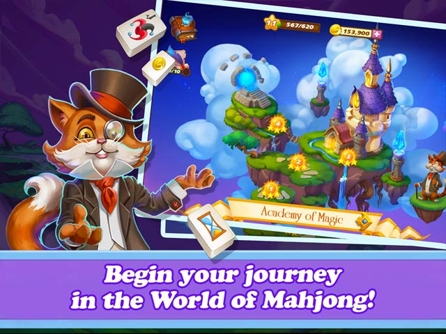 Mahjong Magic Islands > iPad, iPhone, Android, Mac & PC Game