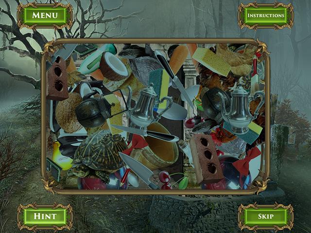 Mahjong Stories: Vampire Romance - Screenshot